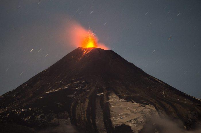 Chile Volcano - Mar 2015