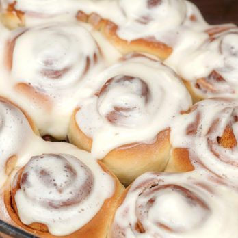 The Secret Ingredient That Makes Cinnabon's Cinnamon Rolls So Delicious