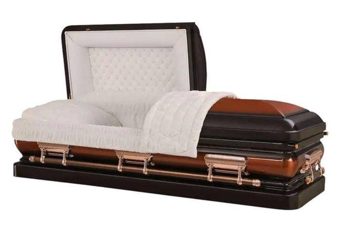 costco casket