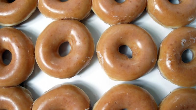 The Secret to Getting the Freshest Krispy Kreme Doughnuts