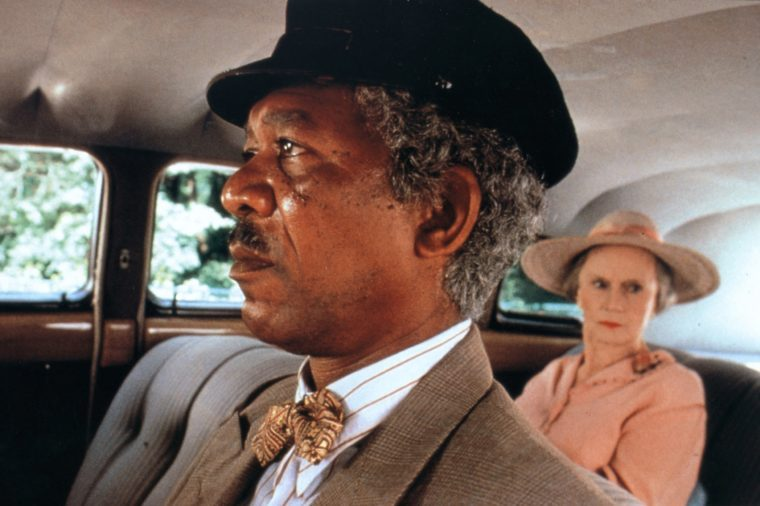 Driving Miss Daisy - 1989