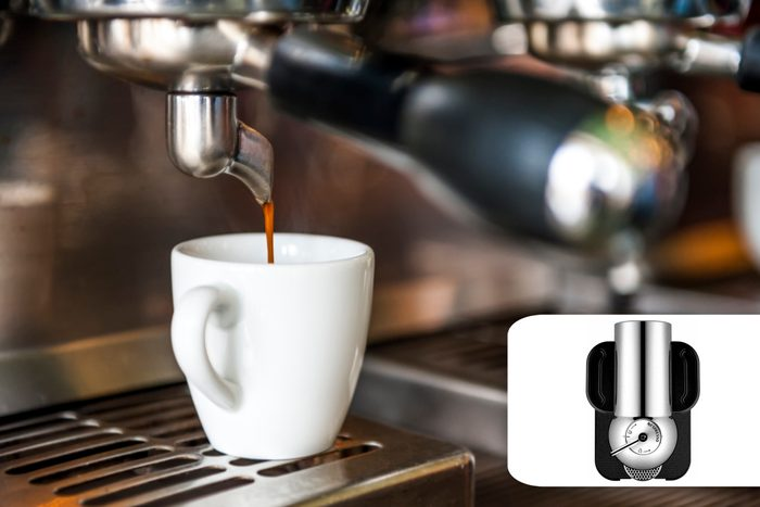 espresso machine buy used