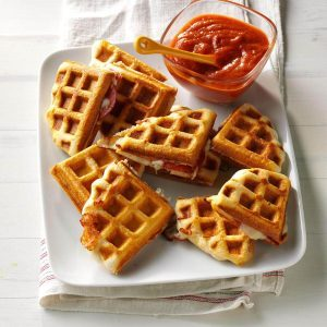 8 Surprising Things You Can Make with a Waffle Iron