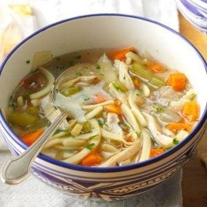 chicken soup recipe