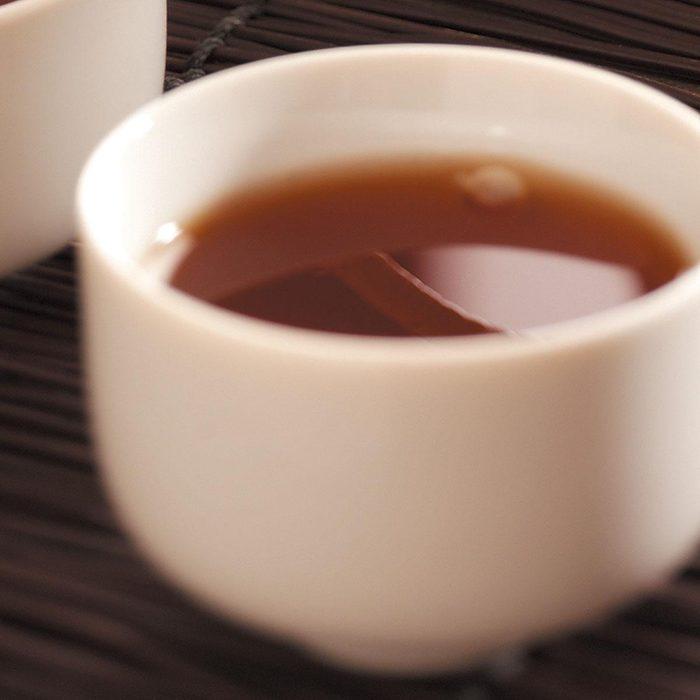 Scorpio: Hot Spiced Green Tea