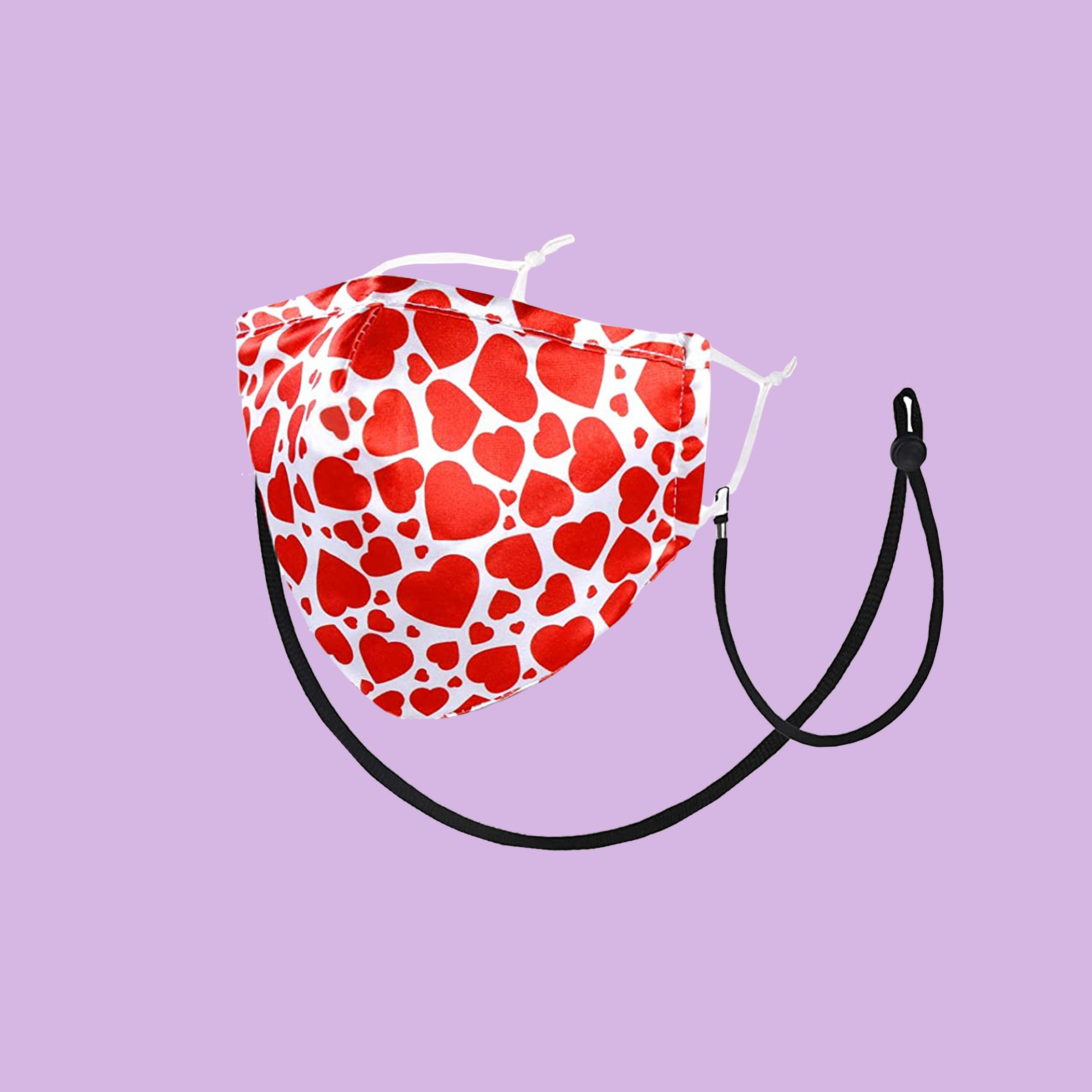Valentine's day Facemask
