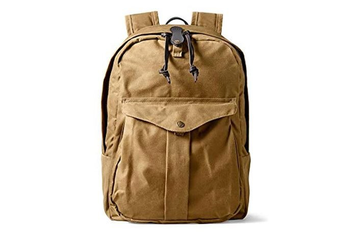 Filson Journeyman Backpack - Tan