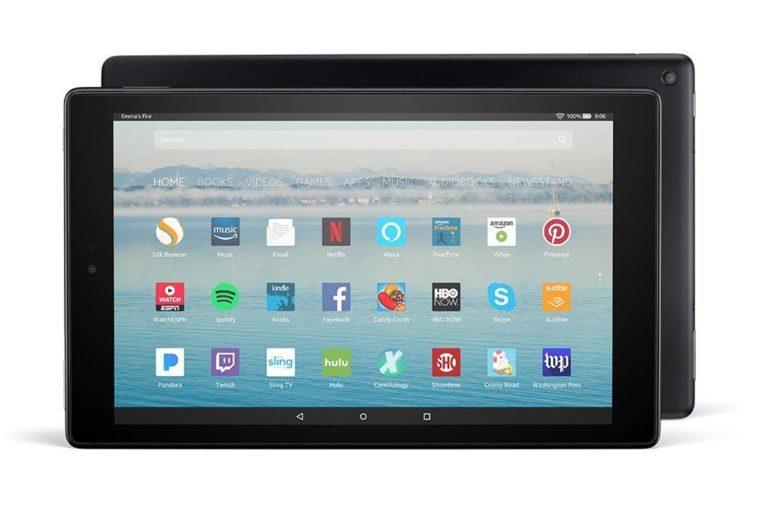 Fire HD 10 Tablet - Black