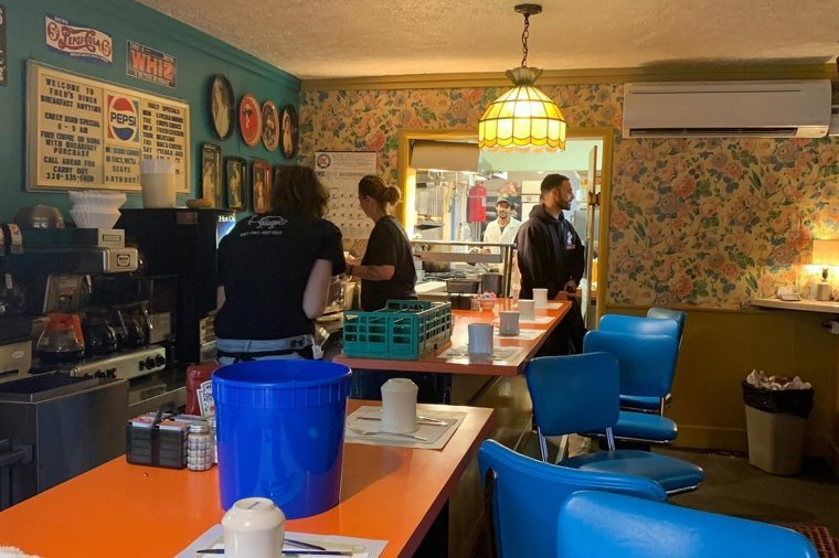 Fred's Diner, Akron