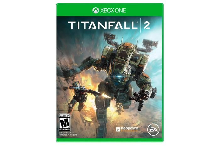 titanfall2 for xbox one video game cover