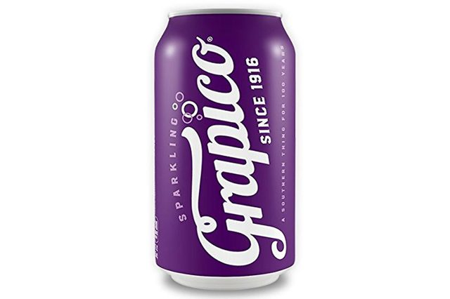 Grapico Sparkling Grape Soda - 12 oz cans - 12 pack