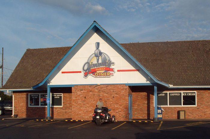 Jimmie's Diner, Wichita