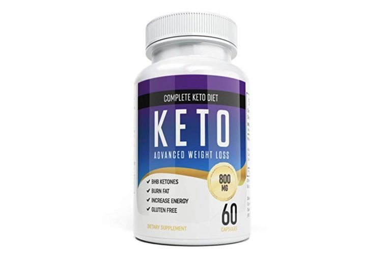 Keto Pills - Weight Loss Supplements to Burn Fat Fast - Boost Energy and Metabolism - Best Ketosis Supplement for Women and Men - Best Keto Diet - 60 Capsules