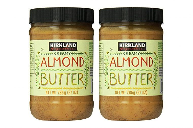 Kirkland Signature - Creamy Almond Butter,