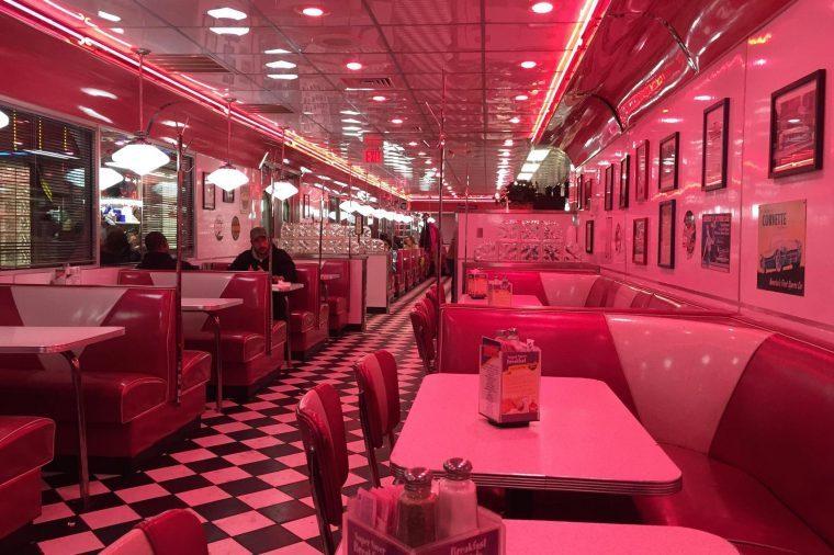 Kroll's Diner, Fargo