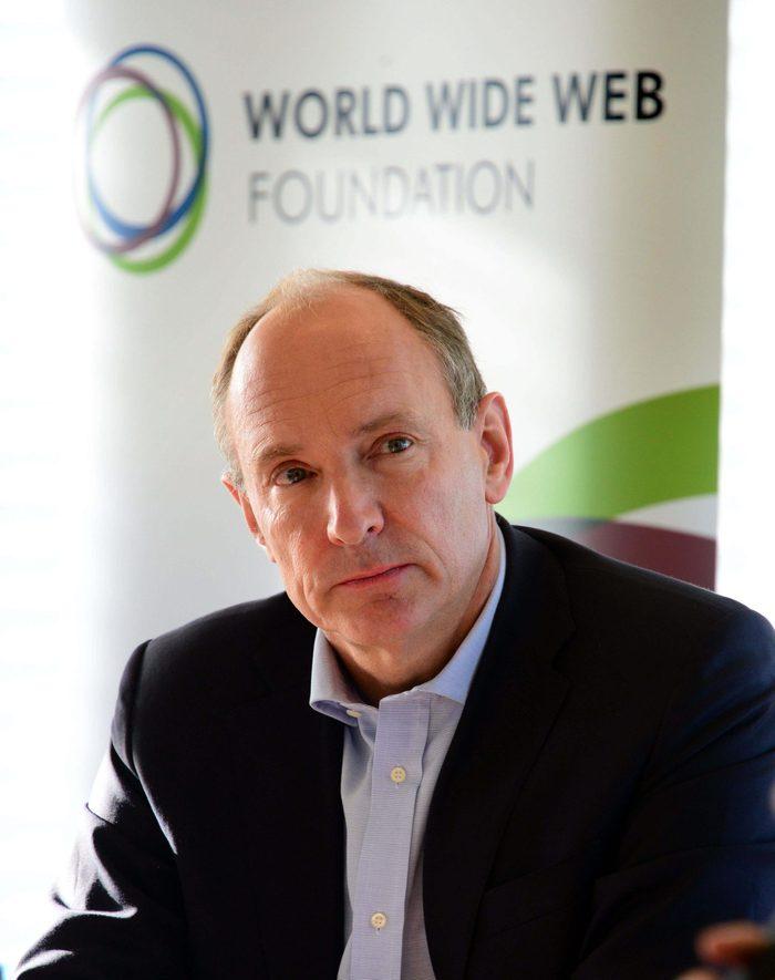 Launch of Web Index 2013, London, Britain - 22 Nov 2013