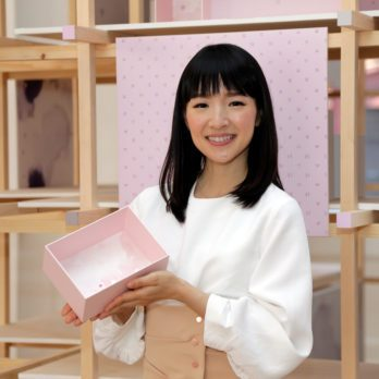 Here's How to Fold Clothes Exactly Like Marie Kondo