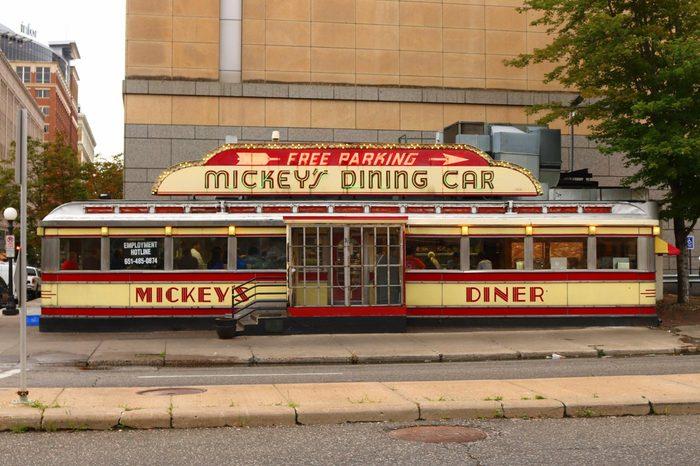 Mickey's Diner, St. Paul