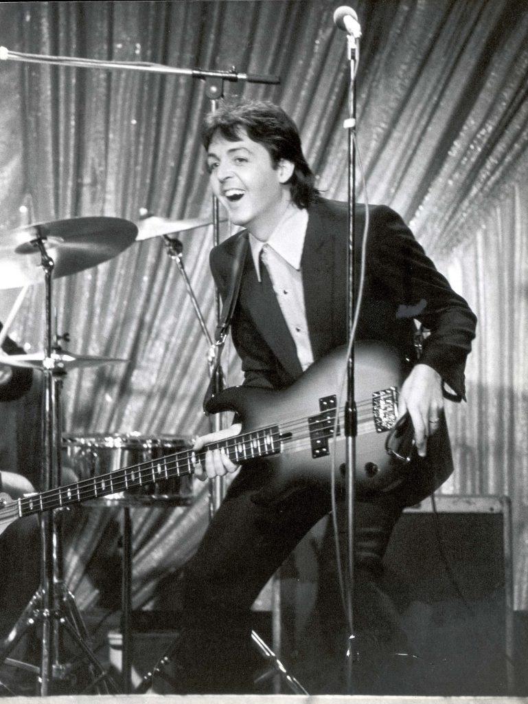 Paul Mccartney Singer 1979 Pop Star Paul Mccartney...singer