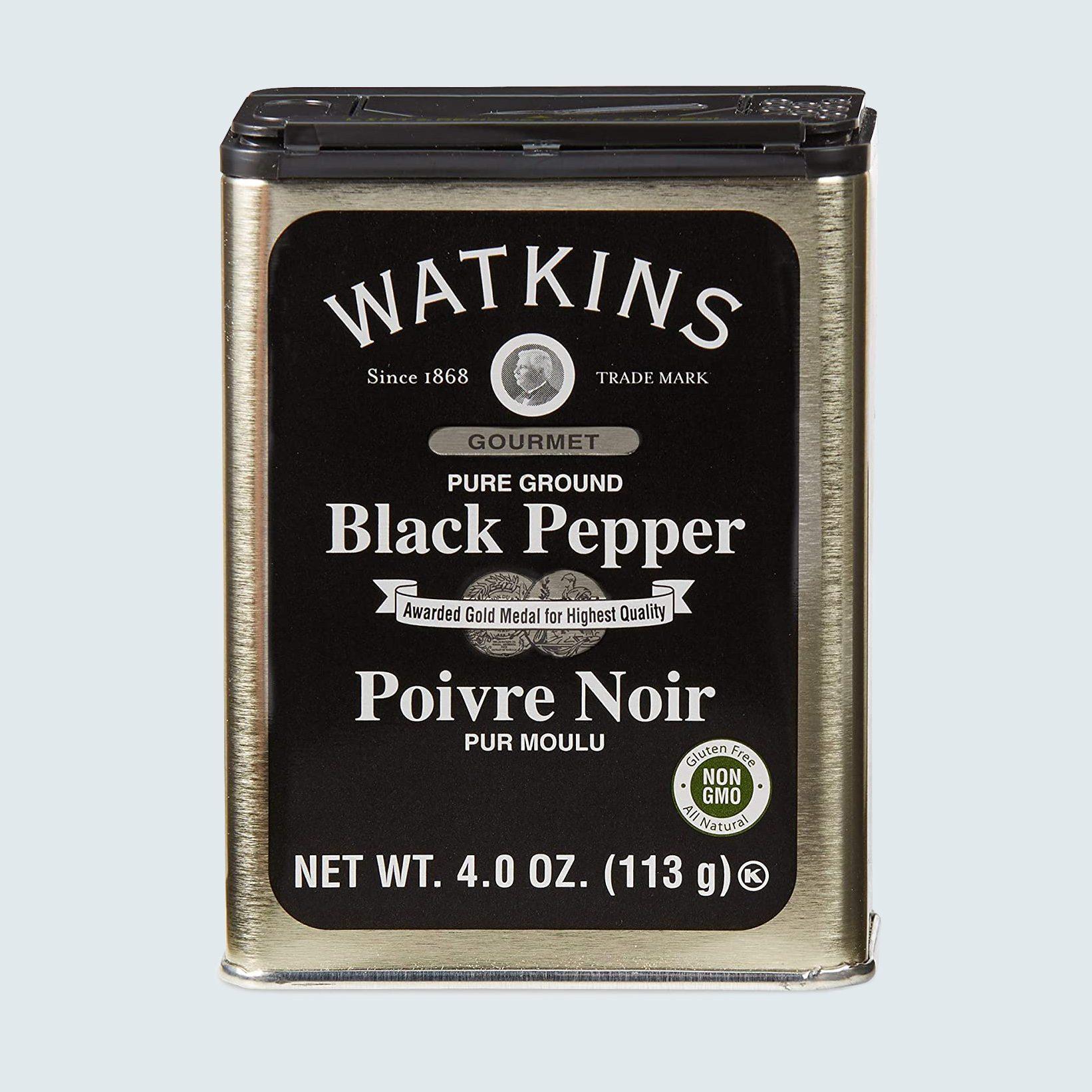 Watkins Gourmet Pure Ground Black Pepper