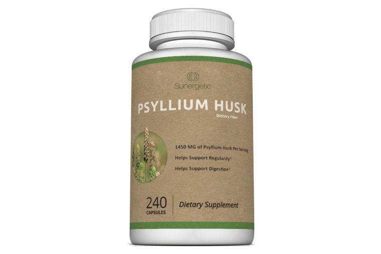 Premium Psyllium Husk Capsules