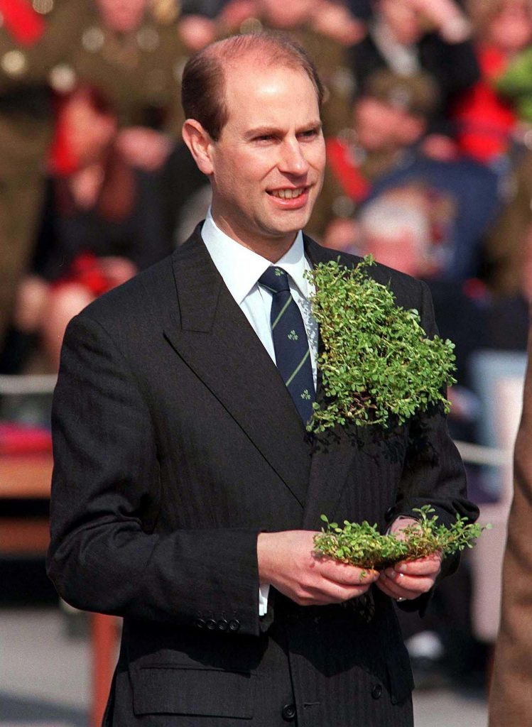 PRINCE EDWARD IN MUNSTER, GERMANY - 1999