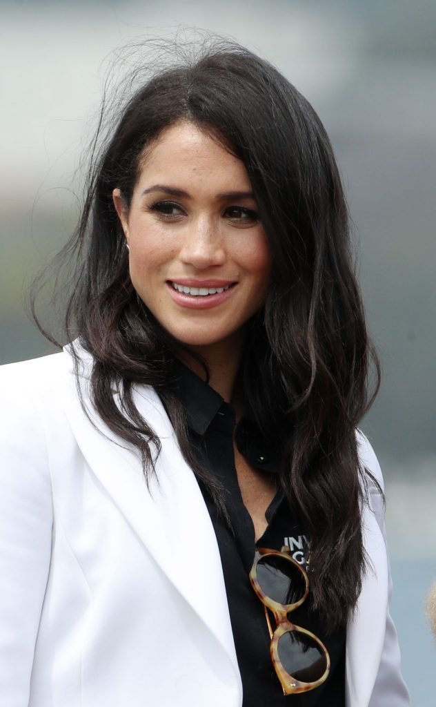 Prince Harry and Meghan Duchess of Sussex tour of Australia - 20 Oct 2018