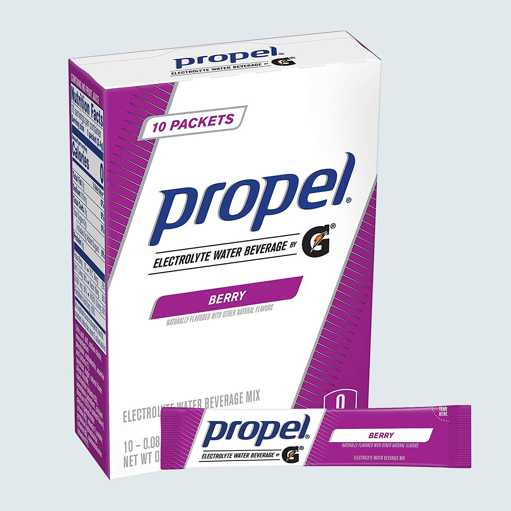 Propel Powder Packets Berry with Electrolytes