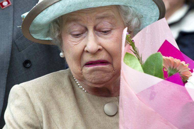 Queen Elizabeth II State visit to Canberra, Australia - 24 Oct 2011