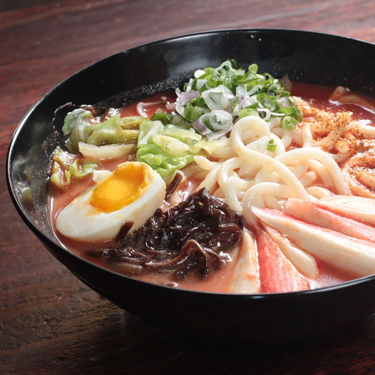 udon in soup
