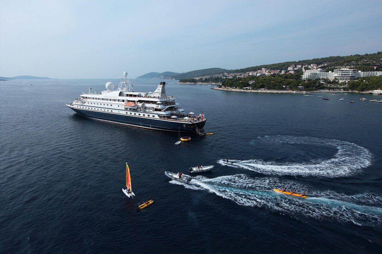 sea dream 2 cruise