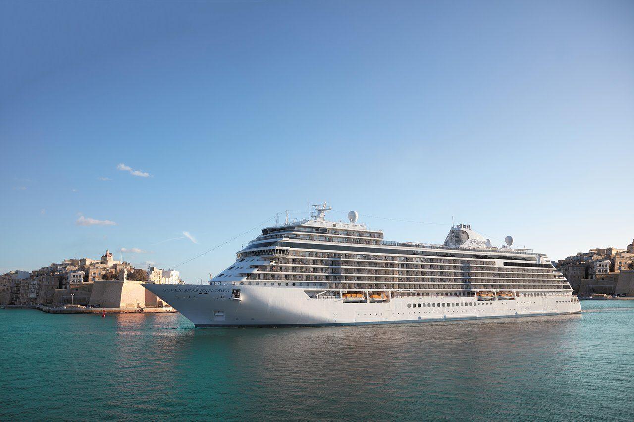 seven seas explorer cruise