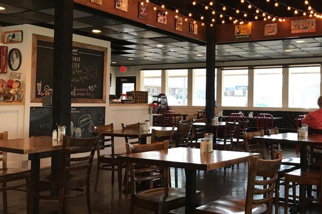 Shirley's Diner, Omaha