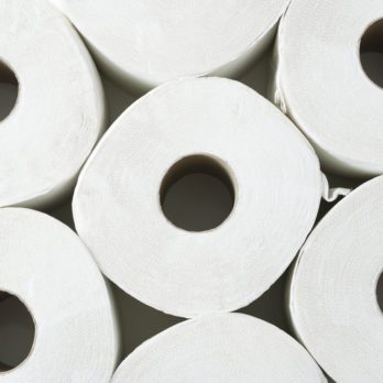 The Real Reason Why Toilet Paper Is White