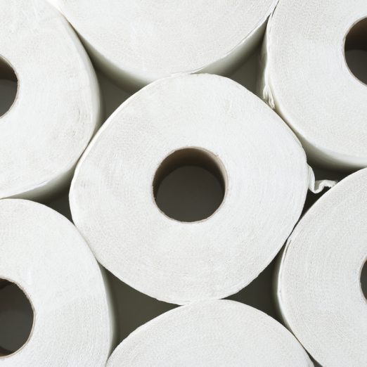 Why Is Toilet Paper White, Anyway?