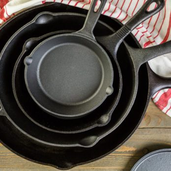 Here's the Best Thing You Can Do for Your Cast-Iron Skillet