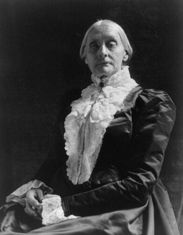 VARIOUS Suffragist Susan B. Anthony