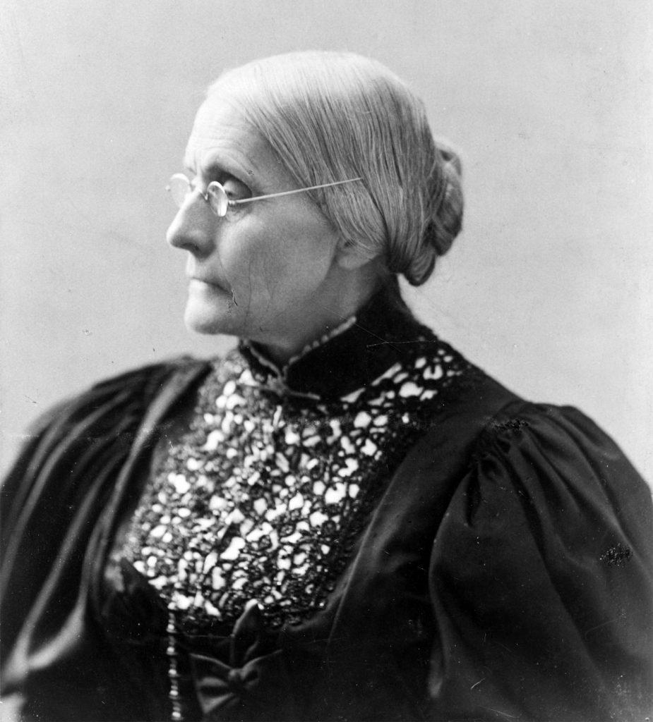 VARIOUS Susan B. Anthony 1890