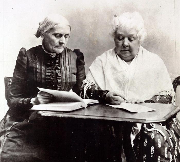 VARIOUS Susan B. Anthony, Elizabeth Cady Stanton, 1899