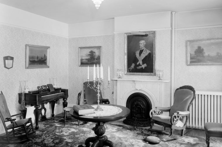 VARIOUS Main Parlor of Susan B. Anthony House