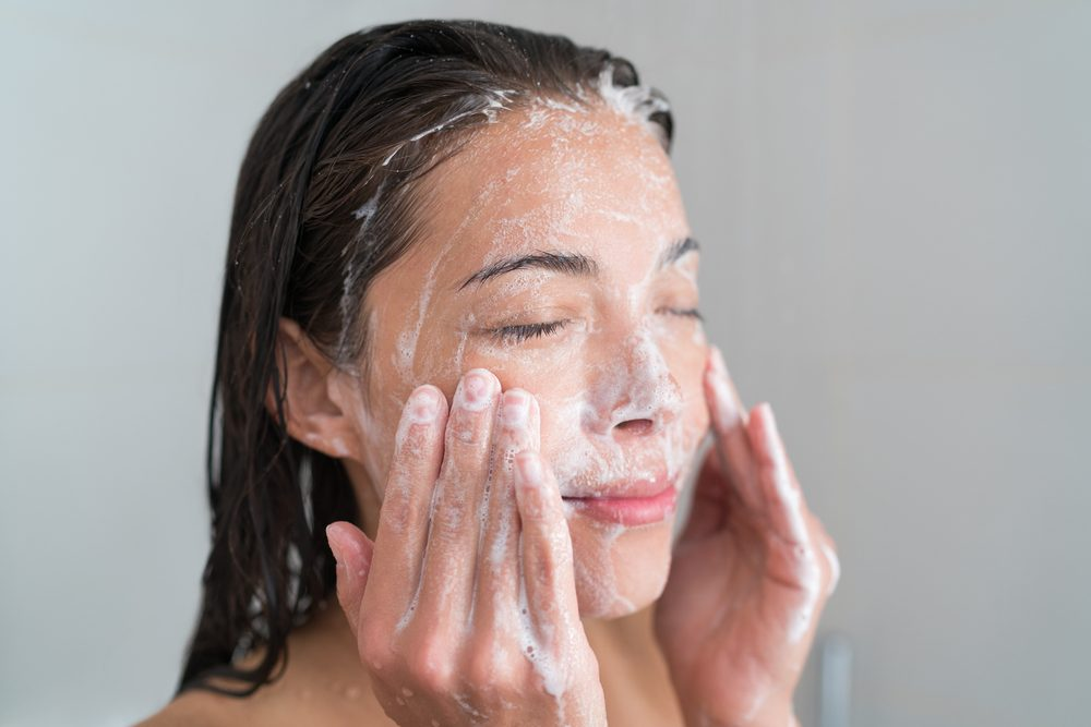 Why You Shouldn't Wash Your Face in the Shower | Reader's Digest