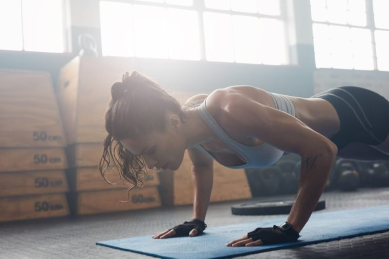 How Many Push-Ups to Do to See Results | Reader's Digest