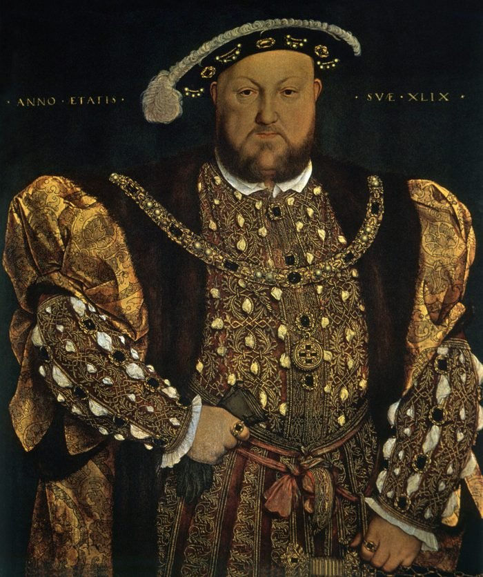 VARIOUS Henry VIII, King of England, 1509-1547, Portrait