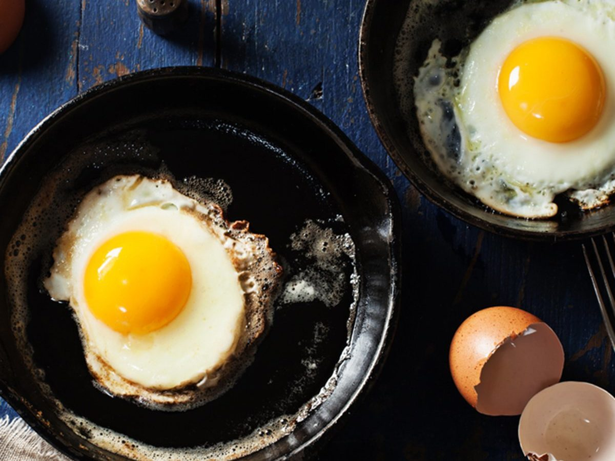 13 Mistakes You're Making with Your Cast-Iron Skillet