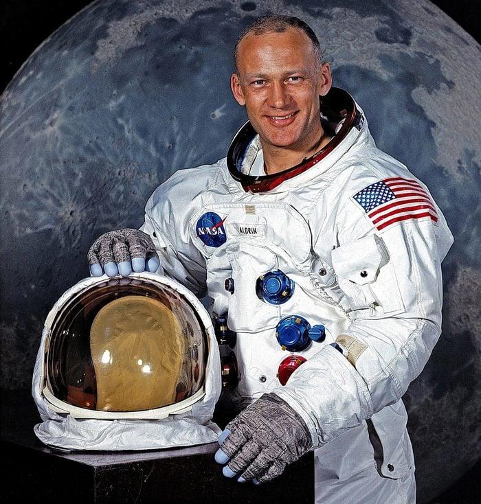 APOLLO 11 LUNAR MISSION CREW - 1969
