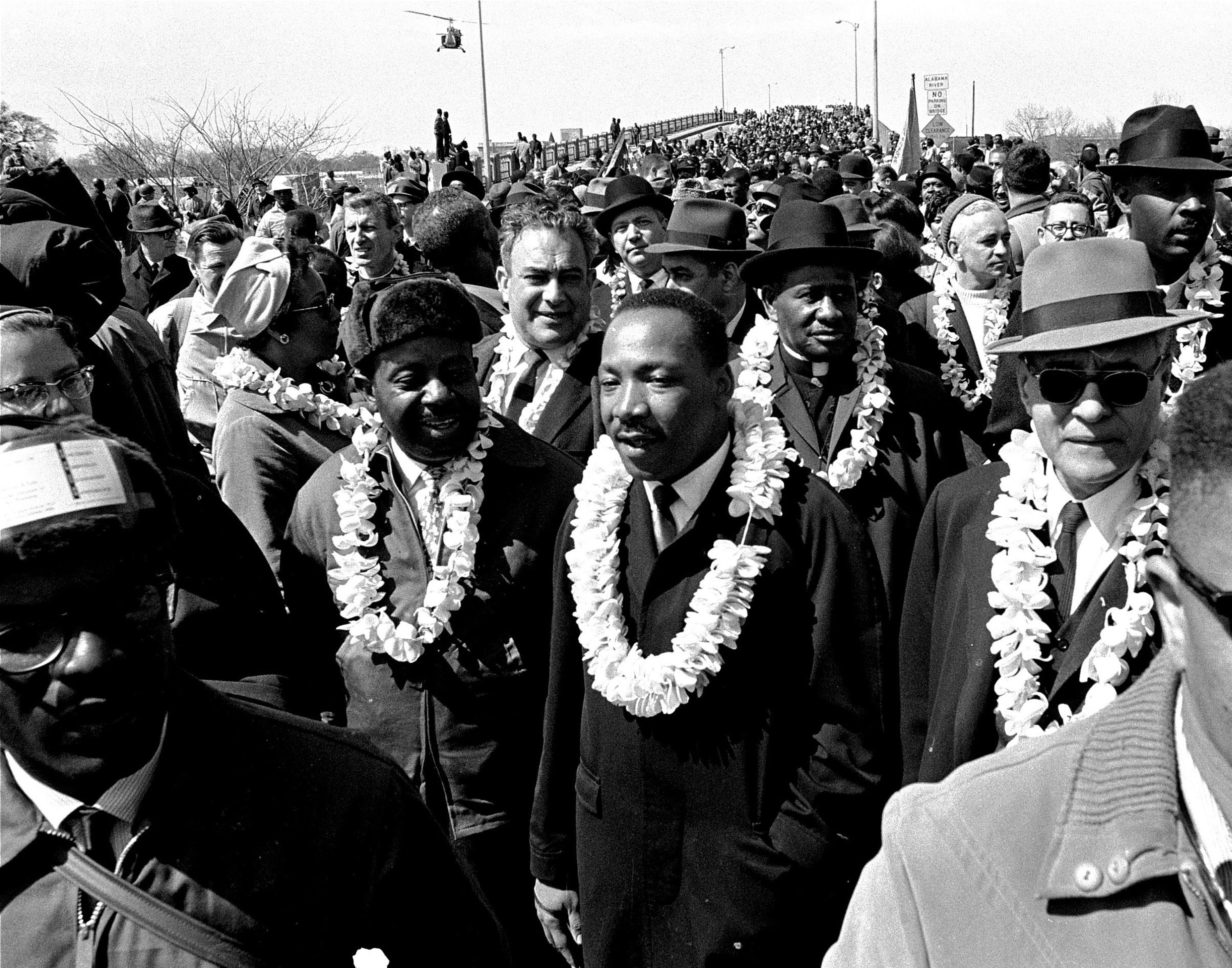 Voting Rights March, SELMA, USA