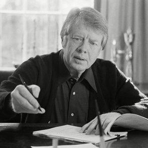 Carter Signs Relief Declaration, WASHINGTON, USA