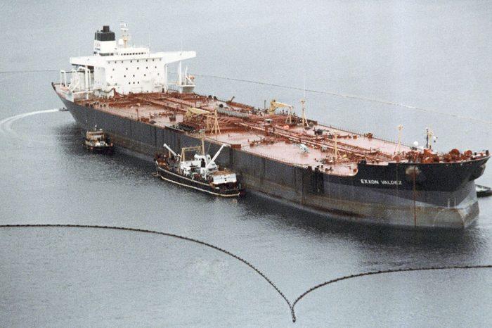 Exxon Valdez, Anchorage, USA