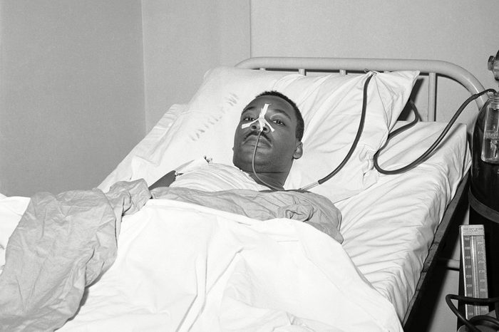 Dr. Martin Luther King Jr., New York, USA
