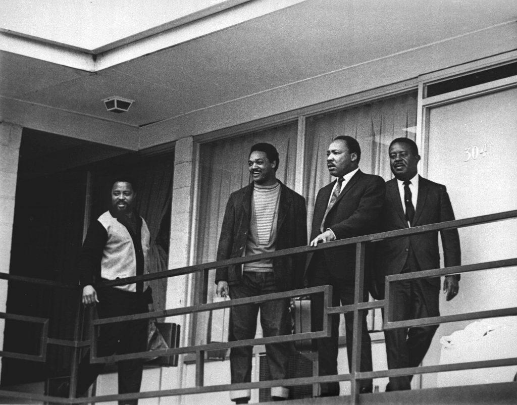 MLK Guns, Memphis, USA